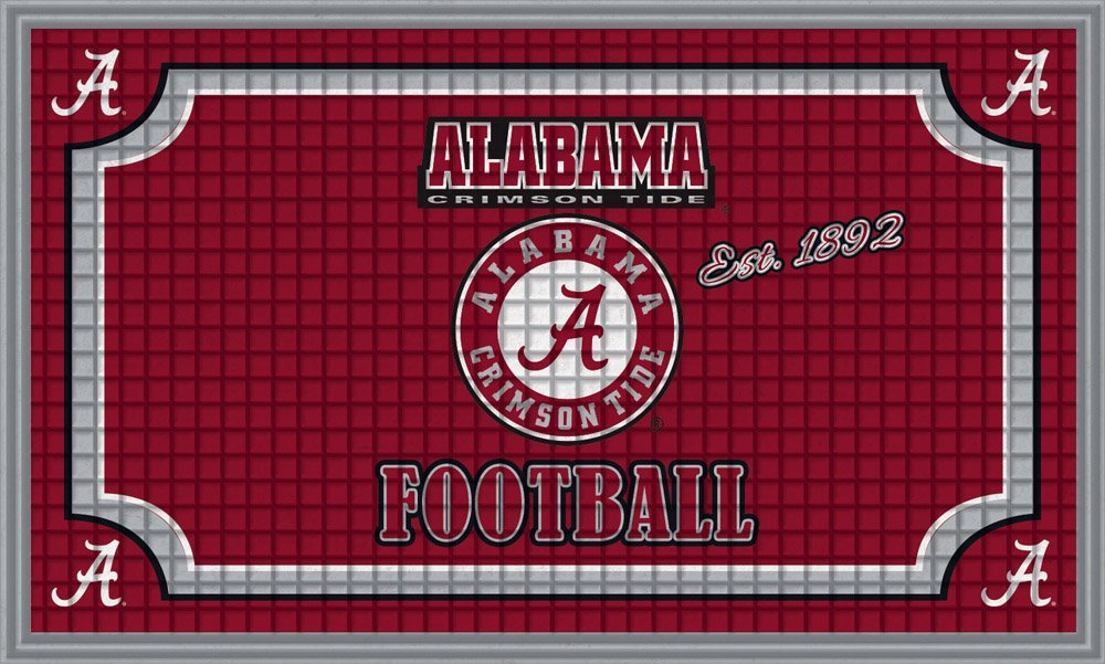 Team Sports America NCAA Embossed Floor Mat, 18 x 30 inches