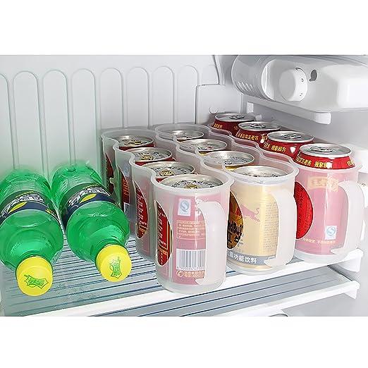 Organizador Soporte de Cerveza de Plástico Lata Soporte ...