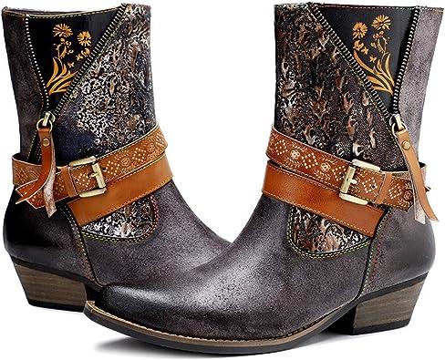 bohemian boots