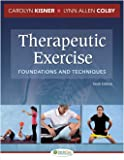 Therapeutic Exercise: Foundations and Techniques