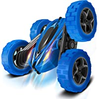 Remote Control Car RC Cars - Drift High Speed Off Road Stunt Truck, Race Toy with 2 Rechargeable Batteries, 4 Wheel…