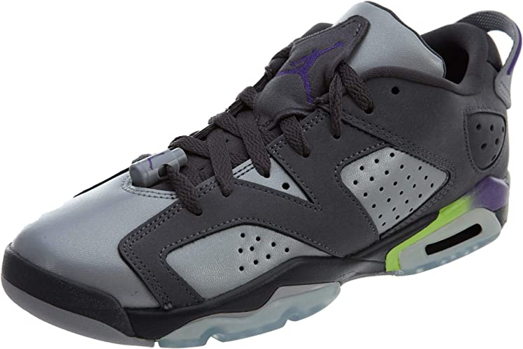 NIKE Air Jordan 6 Retro Low GG, Zapatillas de Running para Niñas ...