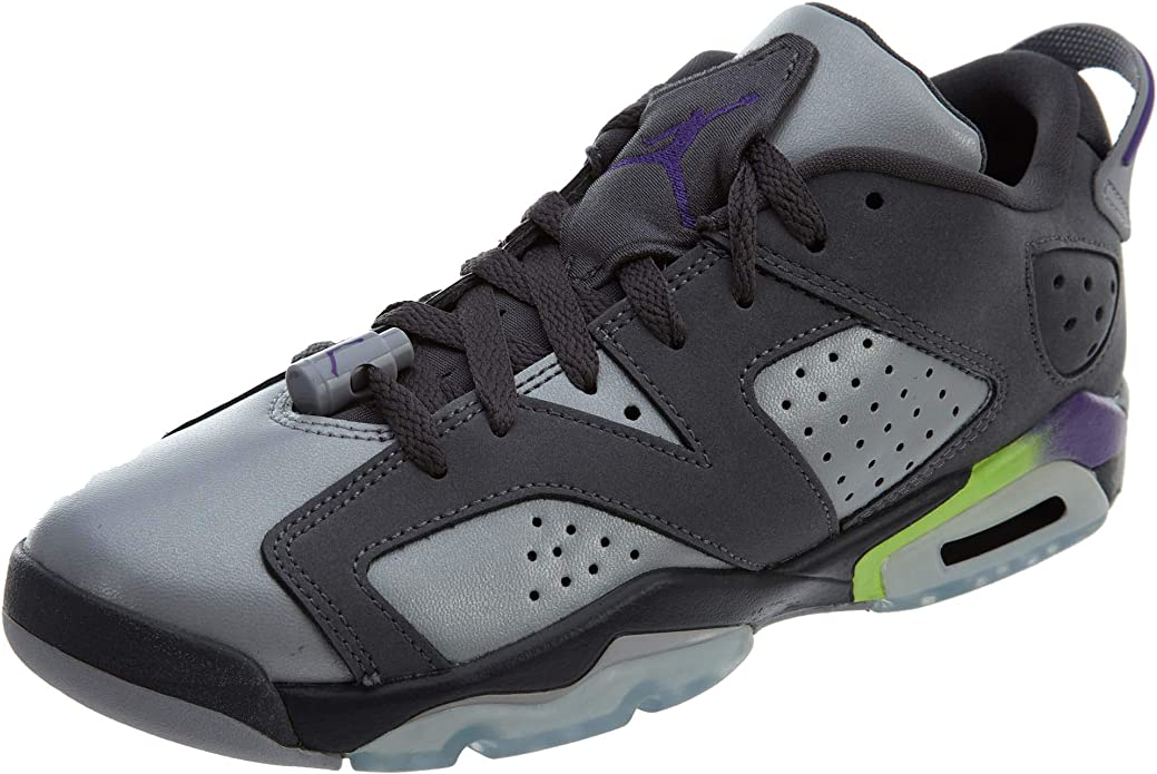 NIKE Air Jordan 6 Retro Low GG, Zapatillas de Running para Niñas: Amazon.es: Zapatos y complementos
