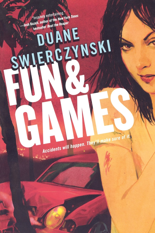 Download Fun and Games (Charlie Hardie #1) pdf epub
