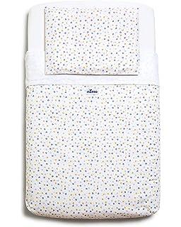 Niimo Next to me Sabanas set de sábanas (3 piezas) 100% algodón ...