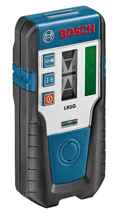 Bosch Green Beam Rotary Laser Receiver LR1G for GRL300HVG - Construction Protractors - Amazon.com
