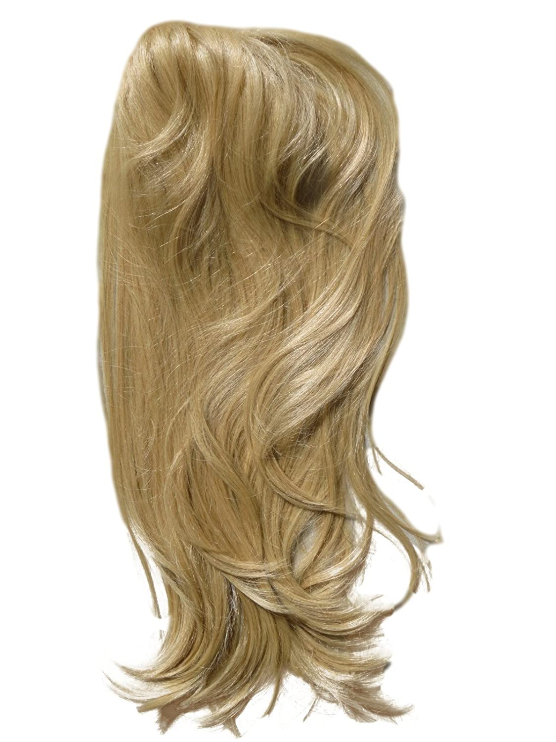 Amazon One Piece Clip In Hair Extensions Light Honey Blonde