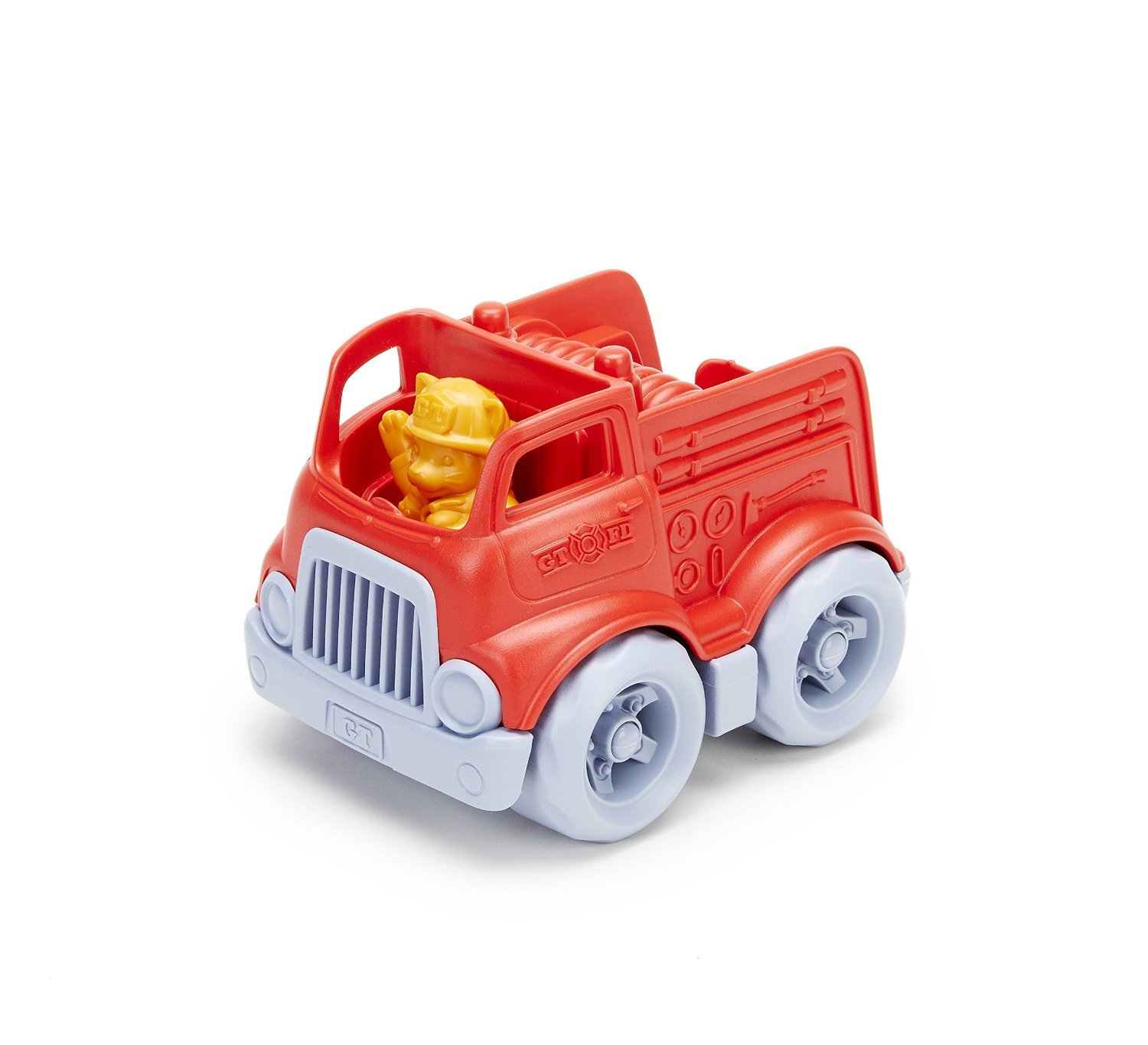 Green Toys Fire Engine Vehicle Playsets Toy fot Kids
