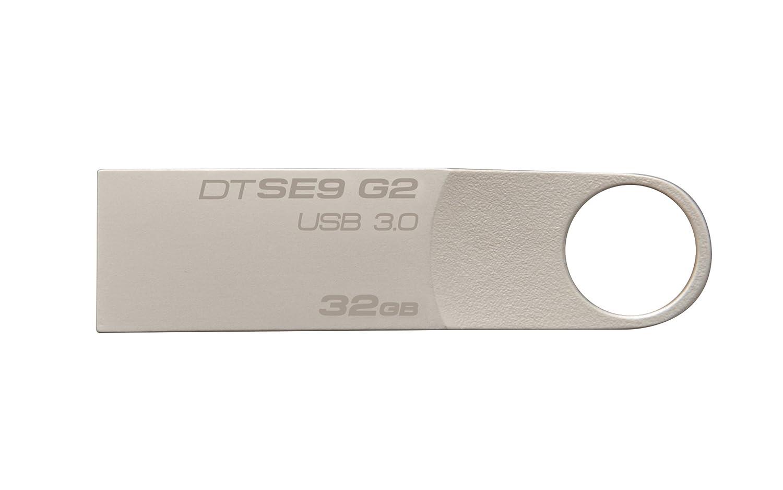 5 x Kingston Digital 16 GB DataTraveler SE9 G2 USB 3.0 Flash Drive DTSE9G2//16GB