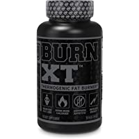 Burn XT Black Thermogenic Fat Burner - Weight Loss Supplement, Appetite Suppressant, Nootropic Energy Booster W/TeaCrine…