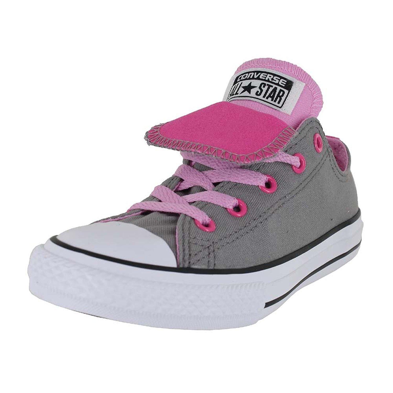 Converse AS Hi Can charcoal 1J793 Unisex Pink Erwachsene Sneaker Cadet Grauicy Pink Unisex Weiß 6c8c9f