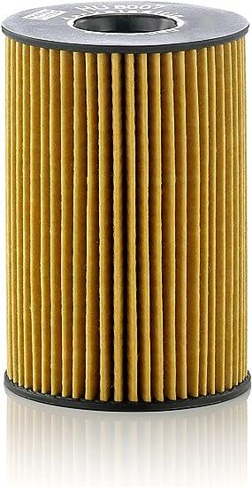 Original Mann Filter Ölfilter Hu 8007 Z Ölfilter Satz Mit Dichtung Dichtungssatz Für Pkw Auto