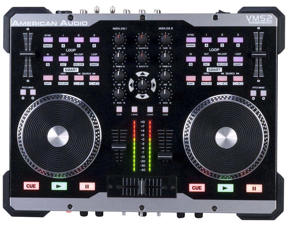 American Audio Vms2 Dj Midi Controller American DJ Supply