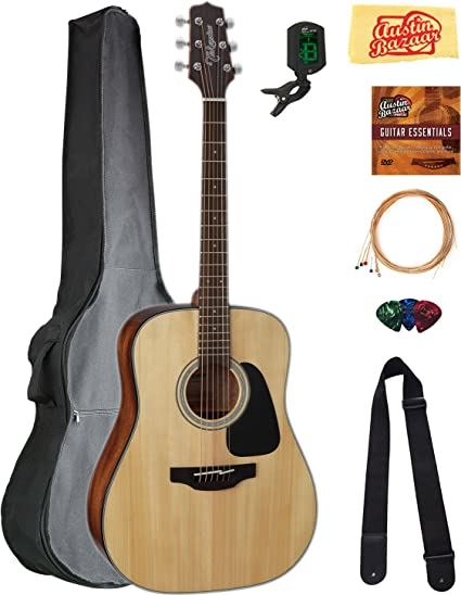 Musical Instruments & Gear Bargain! Guitars & Basses Takamine Electro Acoustic Guitar Gseries Gd30ce In Perfect Condition