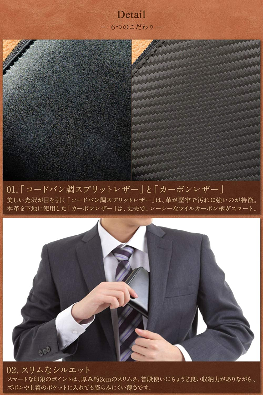 9f6cf4b4e44b Amazon   MURA 財布 メンズ 二つ折り 本革 ファスナー 10枚カード収納 緑の財布 小銭入れ (グリーン)   MURA(ムラ)   財布