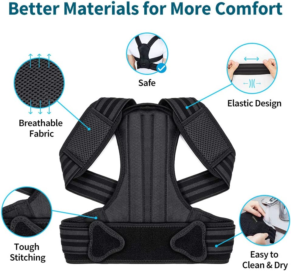 Posture Correctors - Better Materials