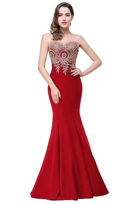 Review Babyonline Mermaid Evening Dress