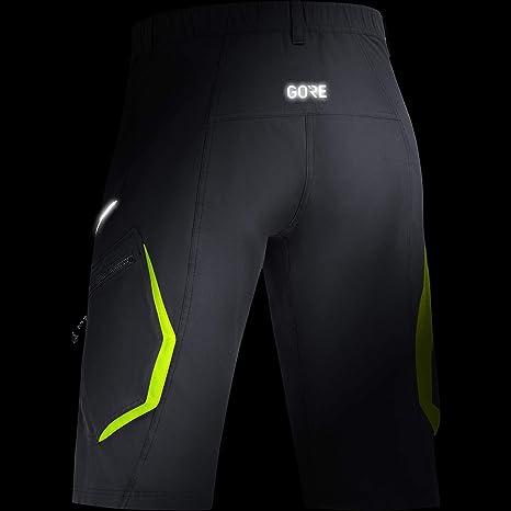 Pantalones Cortos MTB Transpirables 100047 Gore Wear Hombre Gore C3 Trail Shorts