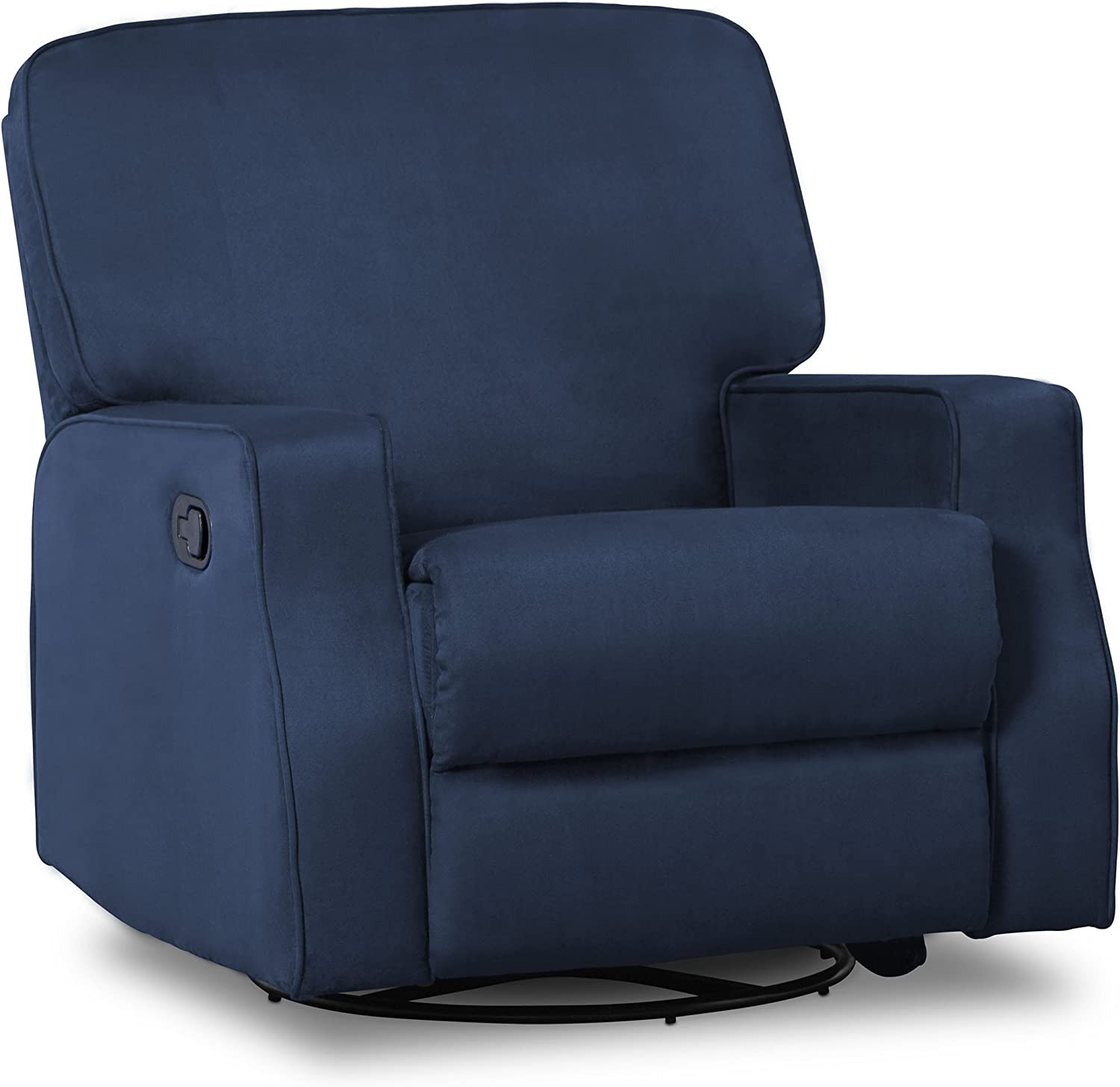 Delta Home Chambers Bay Recliner, Navy