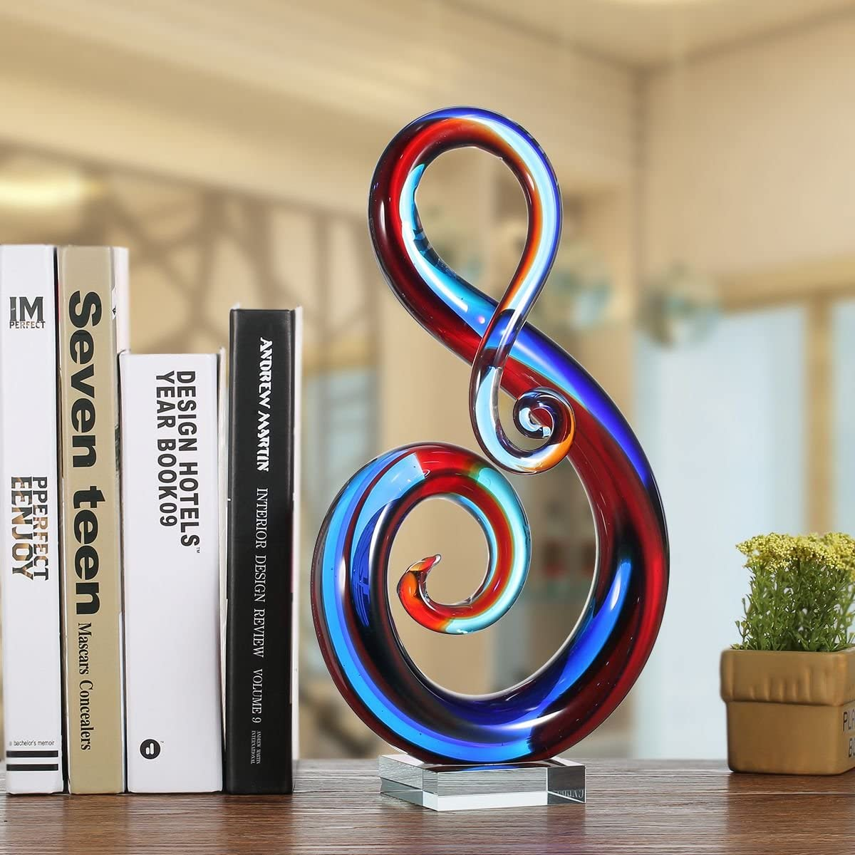 escultura musical para el hogar