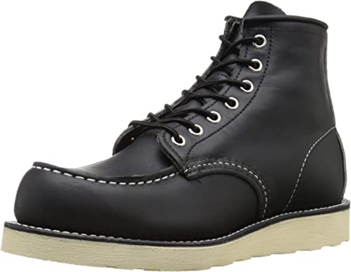 """red wing heritage nen's moc 6"""" boots"""
