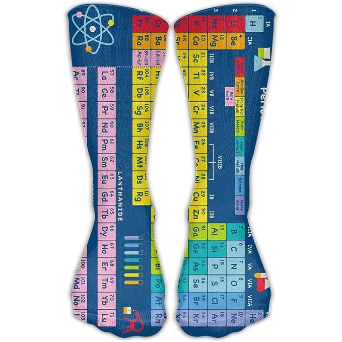 Sockchaol men periodic table elements sport socks shoe size 6 10 sockchaol men periodic table elements sport socks shoe size 6 10 urtaz Choice Image