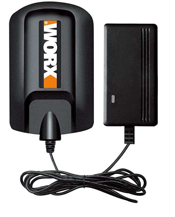 Worx 50023391 WA3732 3 to 5 Hour Charger for 18V and 20V Lithium Ion Batteries WA3520 and WA3525