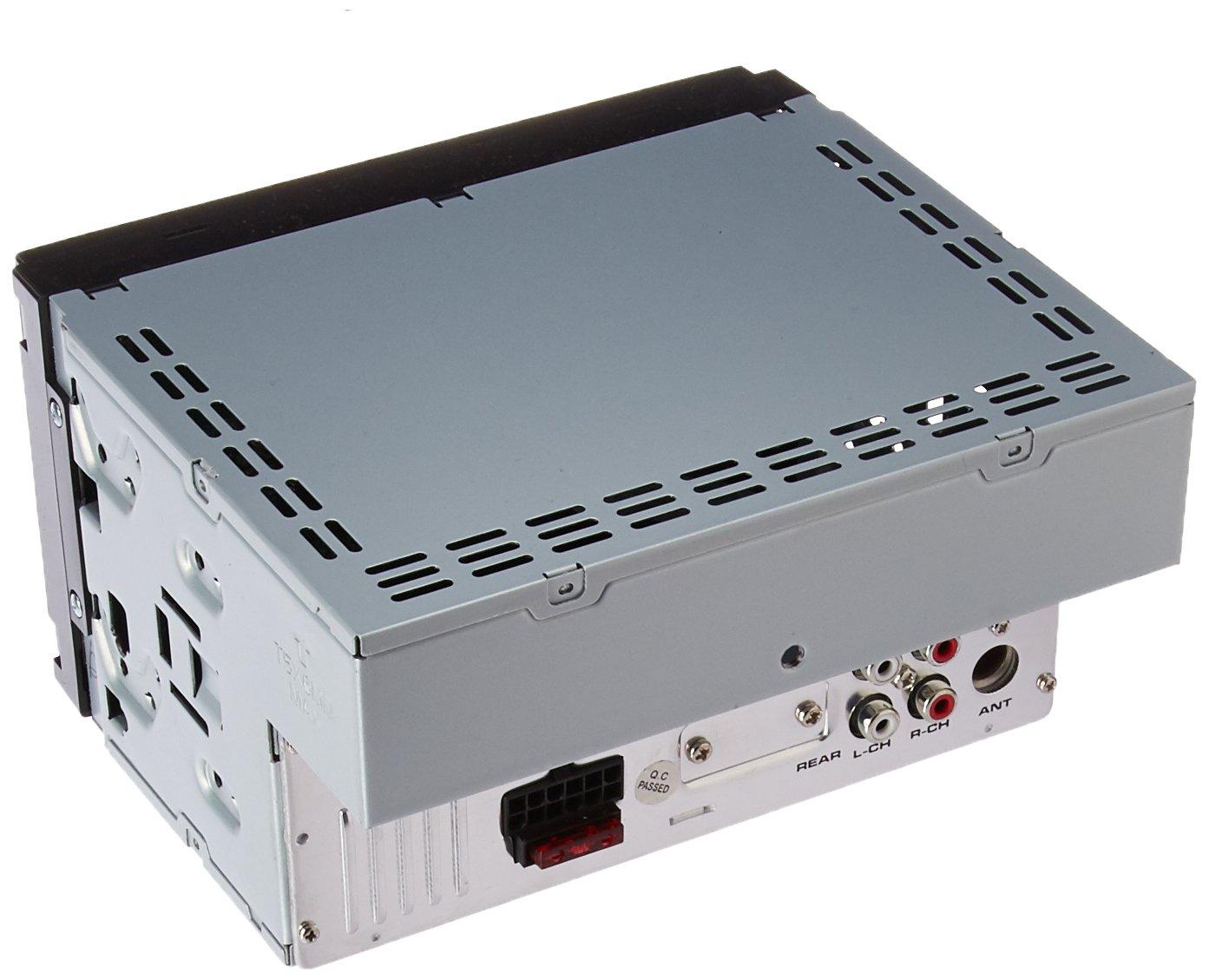 Amazon.com: Dual Electronics DXRM57BT 50 Watts 4-channel AM/FM ...