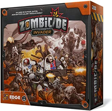 Edge Entertainment- Zombicide: Invader - Español, Color (EECMZI01) , color/modelo surtido: Amazon.es: Juguetes y juegos