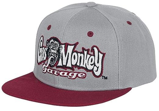 Gas Monkey Garage : Oldschool hot rod sticker gas monkey garage us custom car