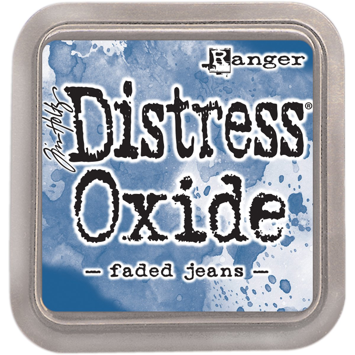 Ranger Faded Jeans Distress Oxide Ink Pad, Blue RGRTDO.55945