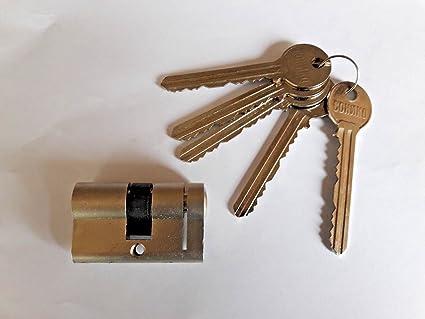 Sonico - Llave larga con cerradura de alta seguridad (5 llaves)