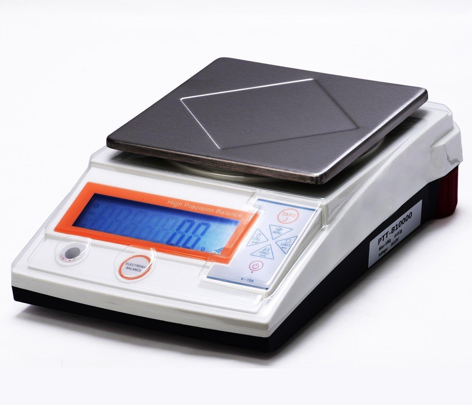 Selleton High Precision Balance Scale With 16 Units/ 10,000G X 0.1G / School, Lab Use