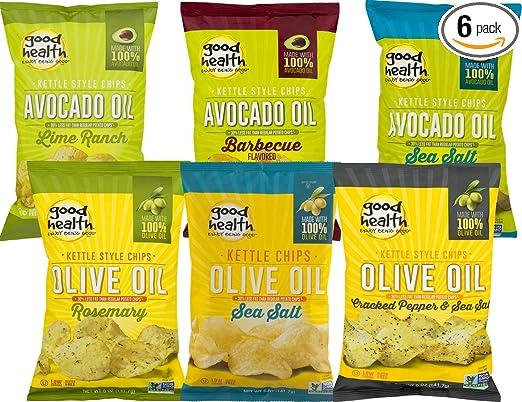 Good Health Aceite de aguacate y aceite de oliva estilo ...