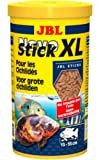 Ração Para Peixes Jbl Novostick Xl 1000ml 400g Jbl Para Peixes