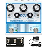 DOD Rubberneck Analog Delay Effects Pedal with Tap Tempo and Built in Effects Loop DigiTech FS3X with Three Function…