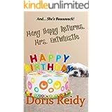 Many Happy Returns, Mrs. Entwhistle
