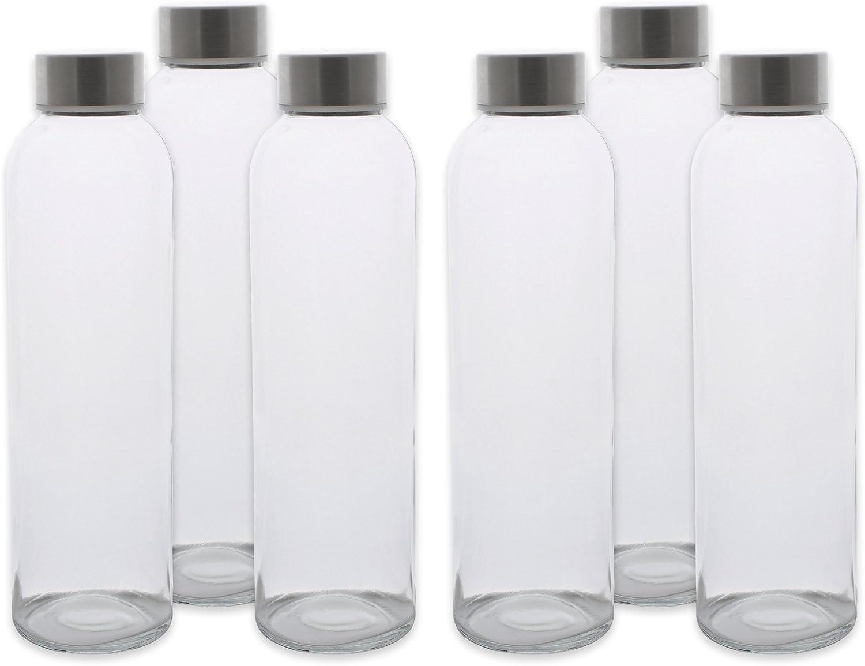 Upside Down Bottle Caps Set 6 Pcs Multifunctional Leak-Proof Bottle Emptying Kit Bpa Free.Suitable for The Kitchen Spice Bottle Or Bathroom Bath Products