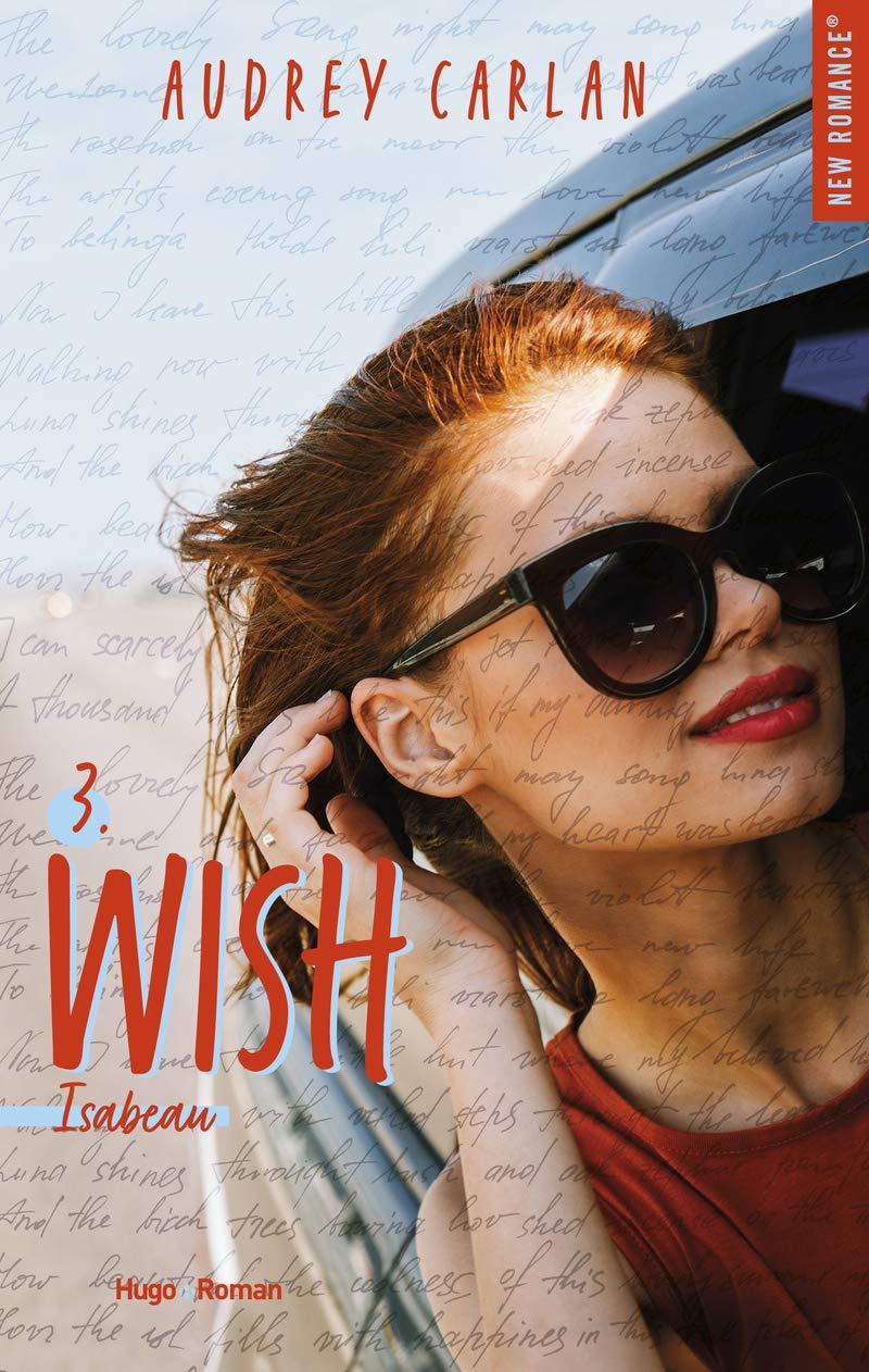 Wish - Tome 3 : Isabeau de Audrey Carlan 71G8ggRzv-L
