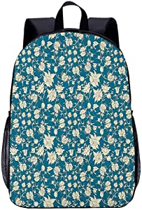 Backpack Teenager SchoolBag, Chinese, for Teens Boys, 16 inch
