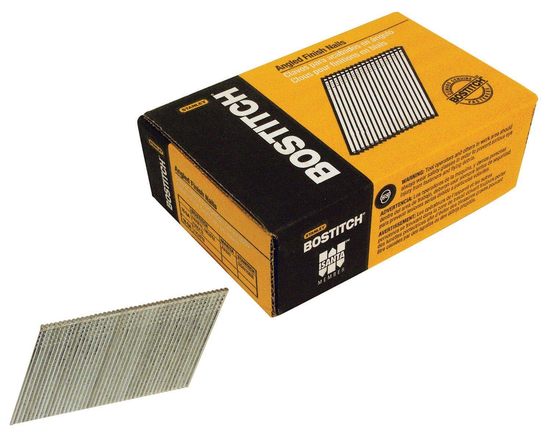 Stanley Bostitch FN1536 2-1/4-Inch Fini Nail, 3655PK