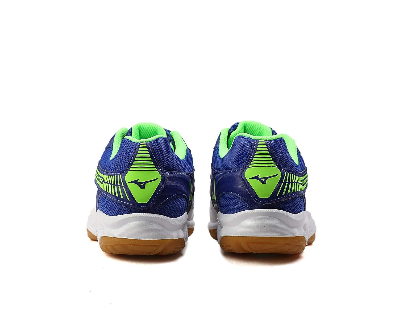 Zapatillas de voleibol de Material Sint/ético para hombre blanco bianco blu verde Mizuno