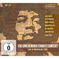 Jimi Hendrix Tribute - Live At..