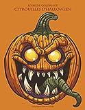 Livre de coloriage Citrouilles d'Halloween