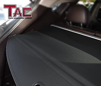 Amazon Com Tac Truck Accessories Company Tac Cargo Cover For 2015