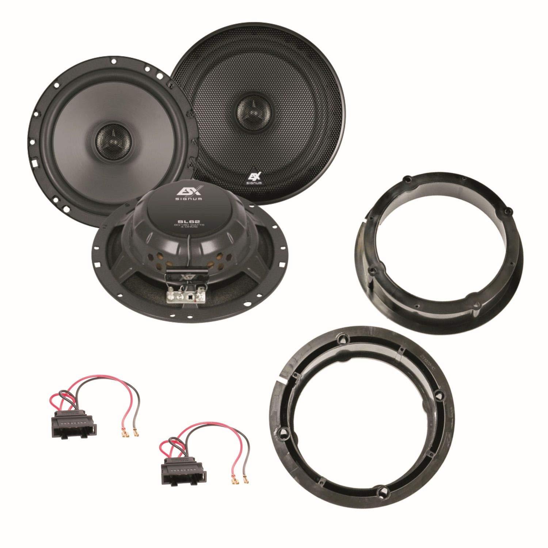 Lautsprecher Koax für VW Beetle  ESX Türen vorne