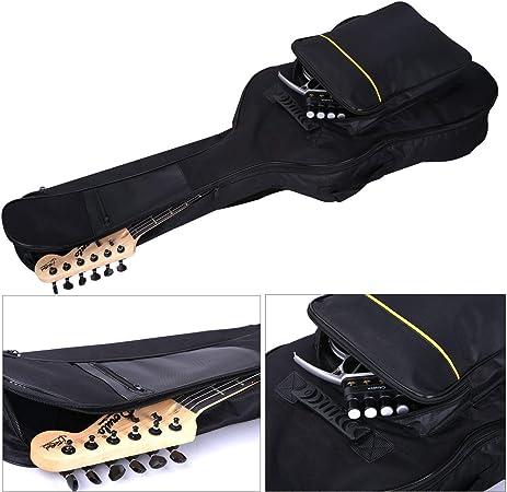 CAHAYA Funda de Guitarra Universal Acolchada Versión Actualizada ...