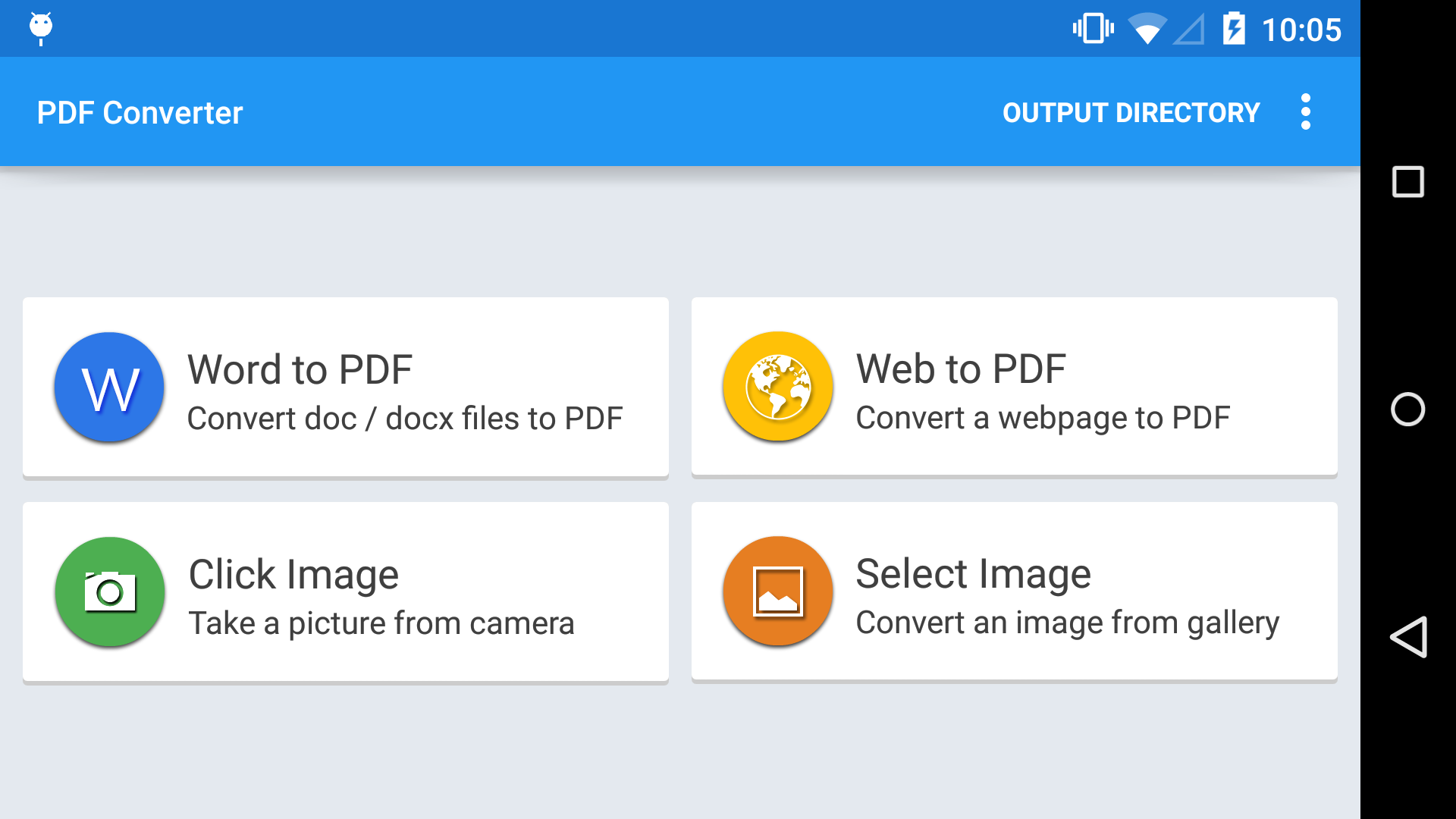 print webpage to pdf android