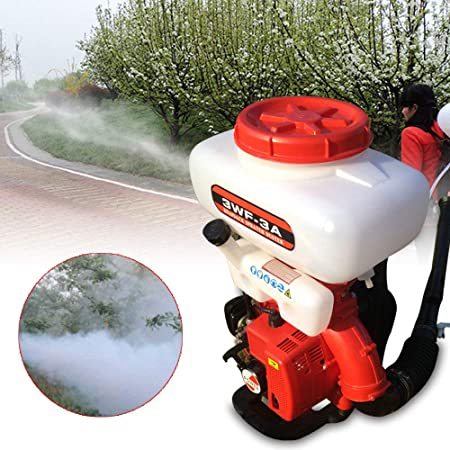 Amazon Com Nice Choose Agricultural Mist Duster Sprayer 43cc Backpack Gasoline Powered Garden Blower Machine With 14l Tank Us Shipping Garden Outdoor
