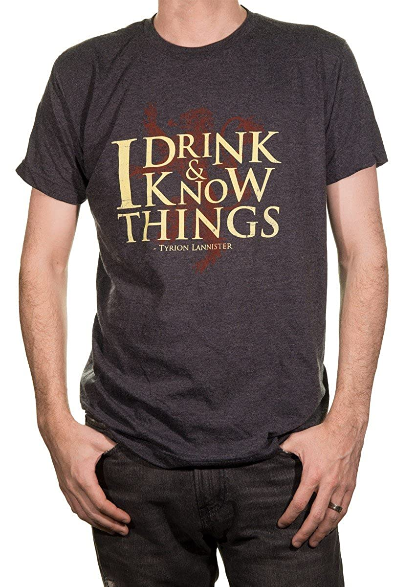 Calhoun Game of Thrones Men's T-Shirt